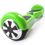 GREEN POWERBOARD Self Balancing Scooter