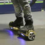 Self Balancing Scooters Illegal on Britain's Roads